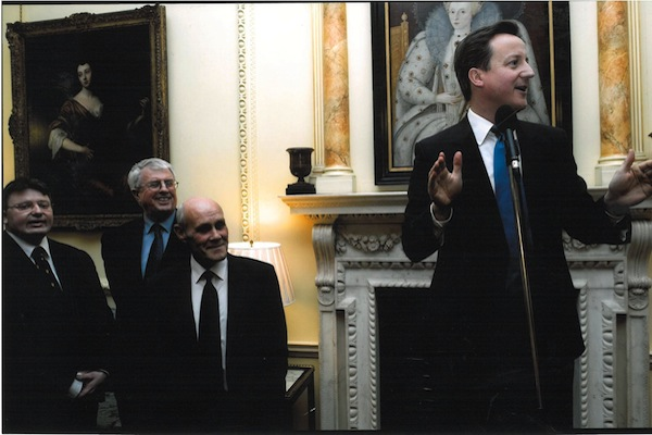 Inside No.10 with the PM: Reception February 2011